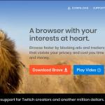 El navegador del futuro: Brave