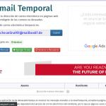 ¿Qué es un email temporal? Y para qué sirve