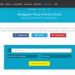 Cómo usar Proxys gratis y online